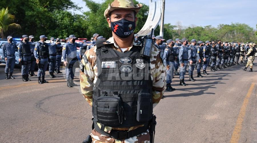 Imagem: candido 'Operação Progressão I' é lançada para combater roubos e furtos de cargas